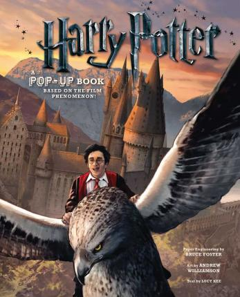 Harry Potter: A Pop-Up Book Cover Image