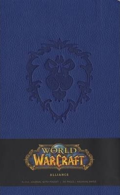 World of Warcraft (R) Alliance Hardcover Blank Journal (Large)