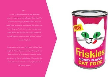 Cat Food for Thought : Pet Food Label Art, Wit & Wisdom