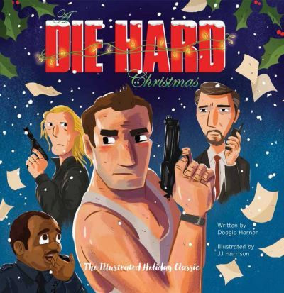 A Die Hard Christmas Cover Image