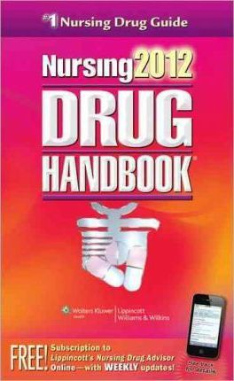 Pearson nurse's drug guide 2012: billie a. Wilson, margaret t.