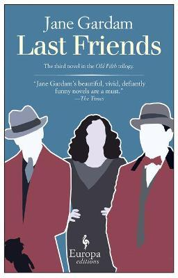 Last Friends Cover Image