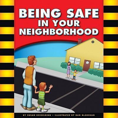 Astrosadventuresbookclub.com Being Safe in Your Neighborhood Image