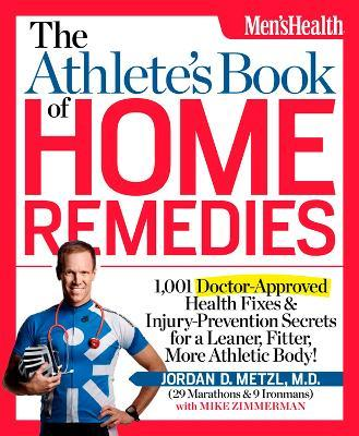 The Athlete's Book of Home Remedies