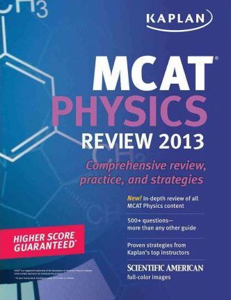 Kaplan MCAT Physics Review Notes