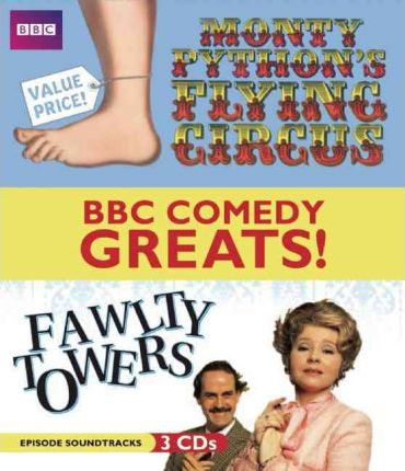 Monty Python's Flying Circus & Fawlty Towers