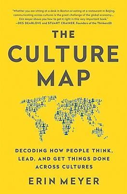 The Culture Map Cover Image