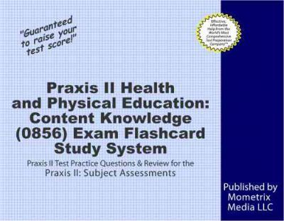 praxis ii health and physical education content knowledge 5856 rh bookdepository com Spanish Study Guide Praxis II Art