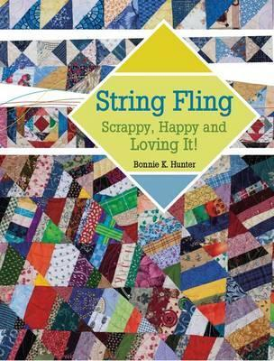 String Fling : Scrappy, Happy and Loving It!