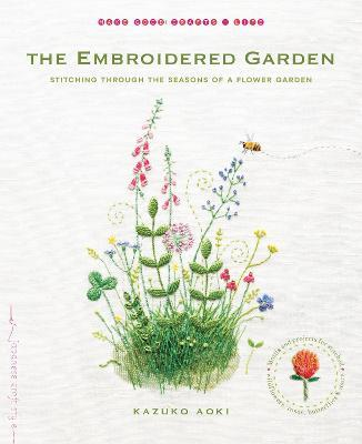 the embroidered garden kazuko aoki 9781611802665 - Embroidery Garden