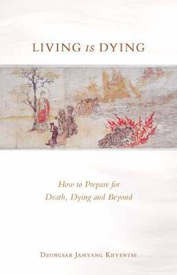 Living is Dying : How to Prepare for Death, Dying and Beyond