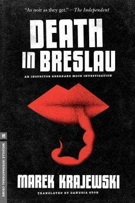 Death in Breslau Cover Image