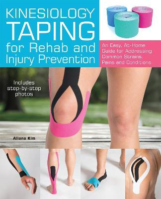 Kinesiology Taping for Rehab and Injury Prevention Cover Image
