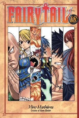 Fairy Tail 18 Cover Image