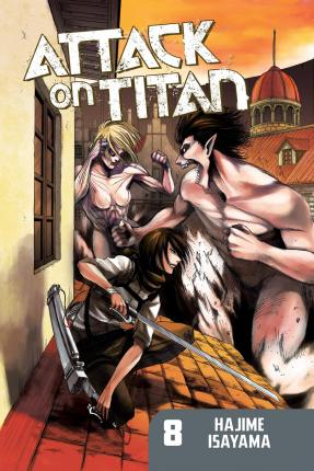 Attack on Titan 8