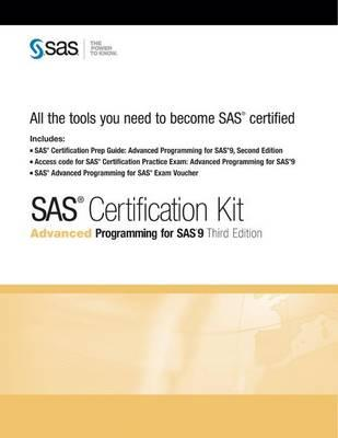 SAS Certification Kit : SAS Publishing : 9781612900032