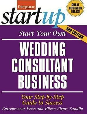 Start Your Own Wedding Consultant Business