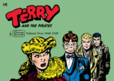Terry and the Pirates The George Wunder Years Volume 2 (1948-49)