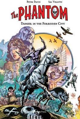 The Phantom: Danger in the Forbidden City