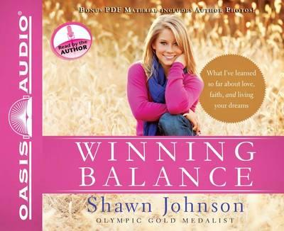 Astrosadventuresbookclub.com Winning Balance : What I've Learned So Far about Love, Faith, and Living Your Dreams Image