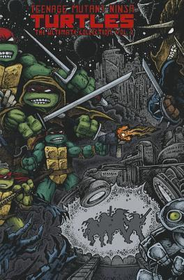 Teenage Mutant Ninja Turtles The Ultimate Collection Volume 2