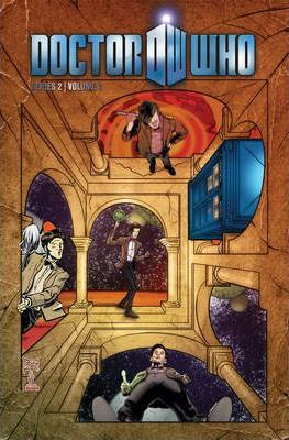 Doctor Who II: It Came from Outer Space Volume 3