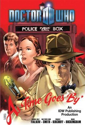 Doctor Who II: As Time Goes by Volume 4