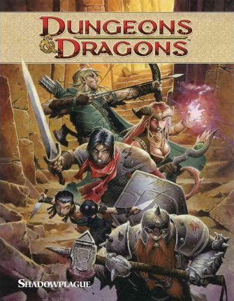 Dungeons & Dragons Dungeons & Dragons: Shadowplague Shadowplague: Volume 1 Volume 1