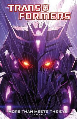 Transformers More Than Meets The Eye Volume 2