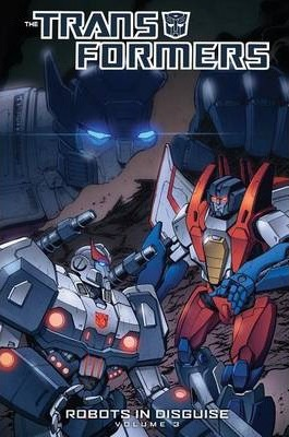 Transformers Robots In Disguise Volume 3