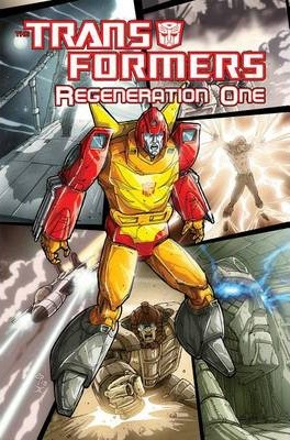 Transformers Regeneration One Volume 4