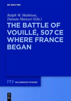 The Battle of Vouille, 507 CE
