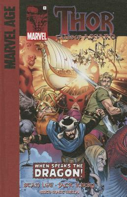 Marvel Age Thor Tales of Asgard 4