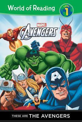 These are Avengers