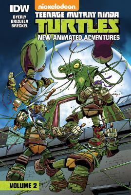 Teenage Mutant Ninja Turtles: New Animated Adventures: Volume 2