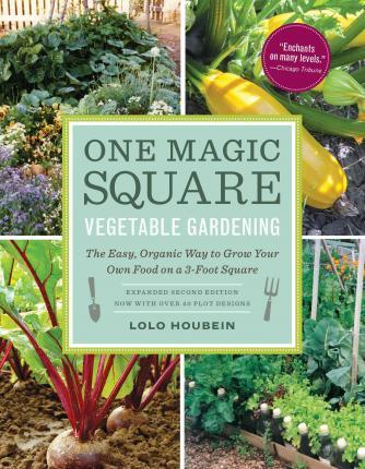 One Magic Square Vegetable Gardening Cover Image