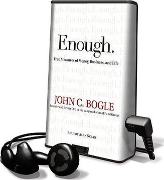 Image result for enough by john bogle
