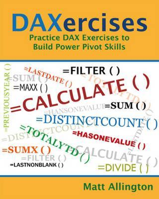 Learn to Write DAX