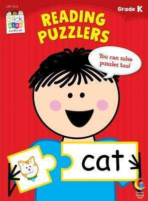 Reading Puzzlers, Grade K