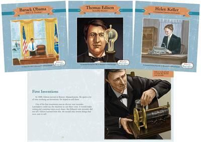 Beginner Biographies Set 2