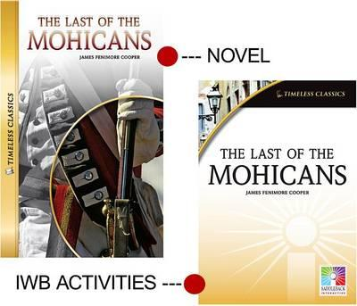 The Last of the Mohicans Interactive Whiteboard Resource/Novel Set