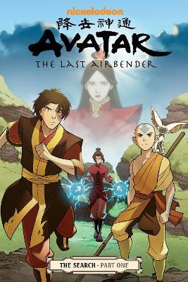 Avatar: The Last Airbender: Search Part 1