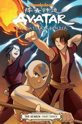 Avatar: The Last Airbender#the Search Part 3 Cover Image