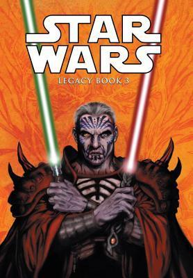 Star Wars: Legacy, Book 3