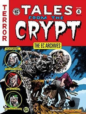 EC Archives: Tales from the Crypt Volume 4