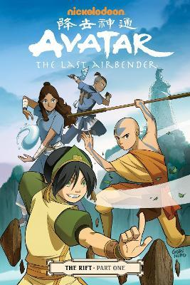 Avatar: The Last Airbender#the Rift Part 1