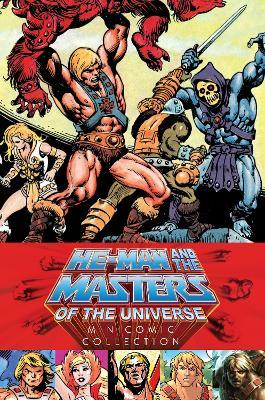 He-man And The Masters Of The Universe Minicomic Collection by Varous