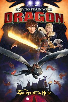 How To Train Your Dragon: The Serpent's Heir Cover Image
