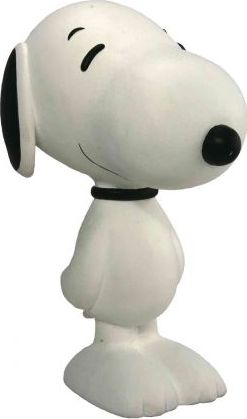 "8"" Snoopy Flocked Vinyl Figure: Classic White"