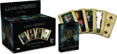 Game of Thrones Playing Cards Cover Image